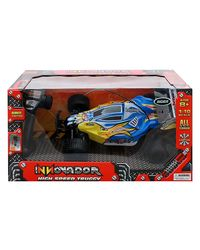 Innovador 1: 10 Remote Control High Speed Rider Truggy, Multi Color
