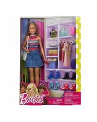 Barbie Doll & Shoe, Age 3+