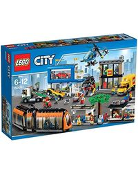 Lego City Square, Multi Color