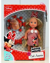 Simba Evi Love Minnie Mouse Cool Accessories, Multi Color (2 Assortment)