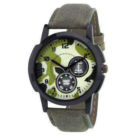 Stylox WH-STX136 Army watch