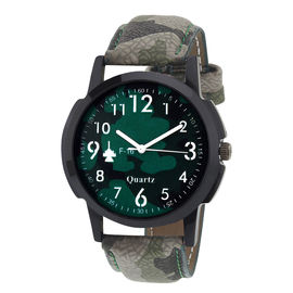 Stylox WH-STX133 Army watch
