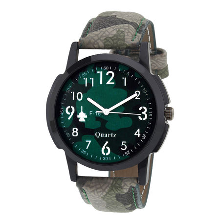Stylox WH-STX133 Army watch