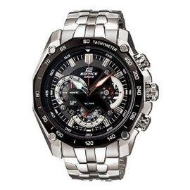 Casio Edifice EF-550D-1AV (ED390) Chronograph Black Dial Men's Watch