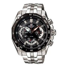 Casio Edifice EF-550D-1AV (ED390) Chronograph Black Dial Men s Watch