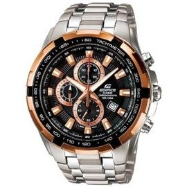 Casio Edifice Chronograph Black Dial Men's Watch - EF-539D-4AVDF (EX002)