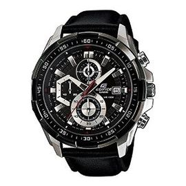 Casio Edifice EFR-539L-1AV (EX193) Chronograph Black Dial Men's Watch